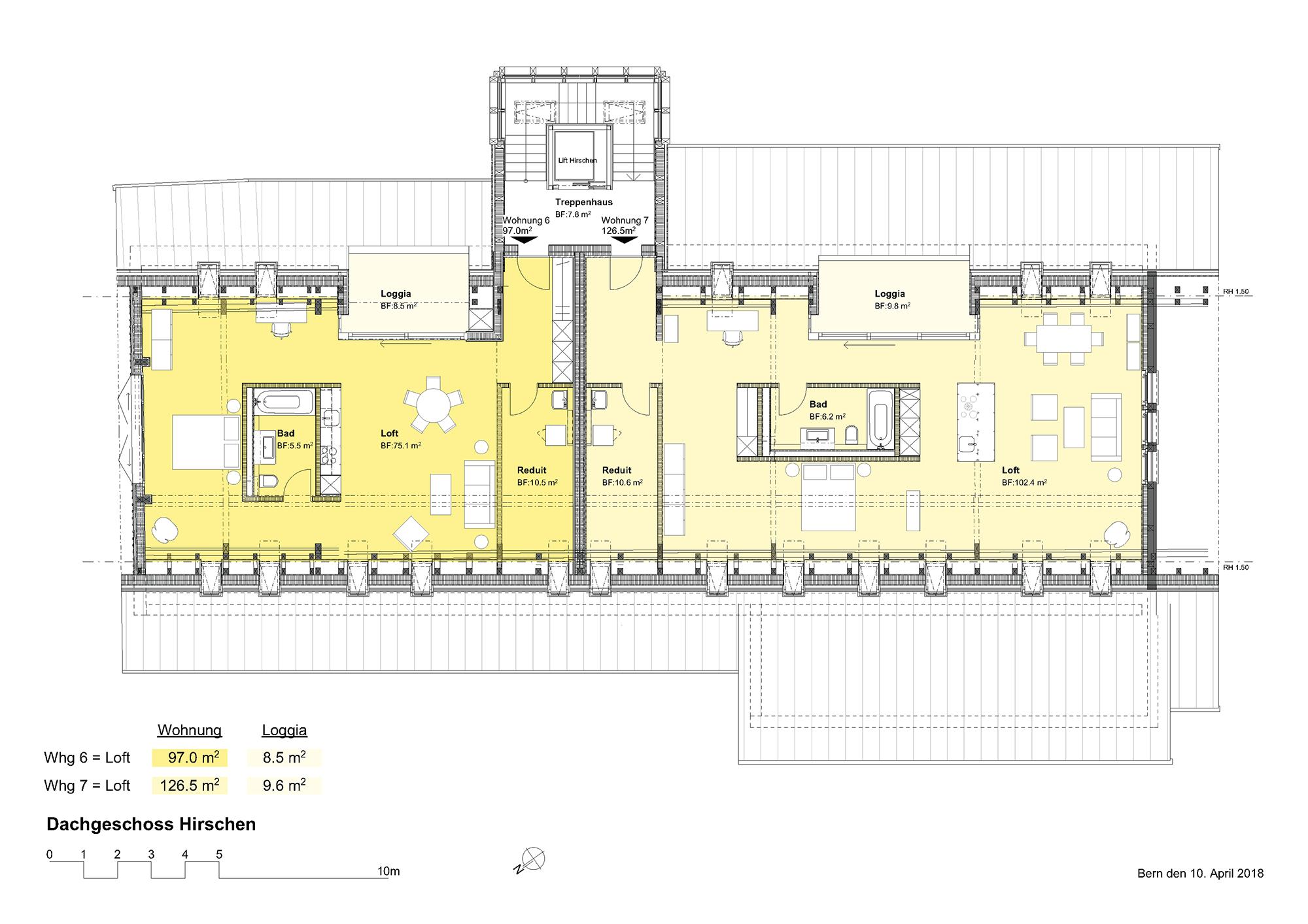 04_Dachgeschoss Hirschen